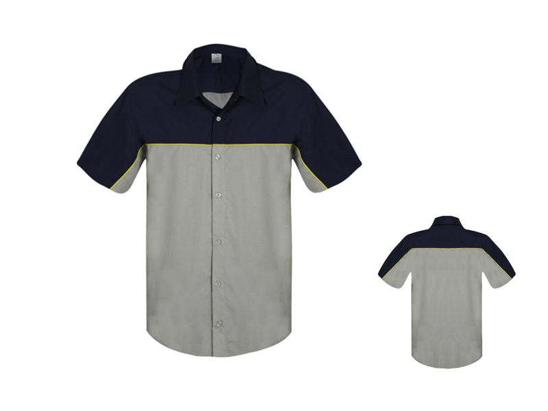 Camisa com detalhes