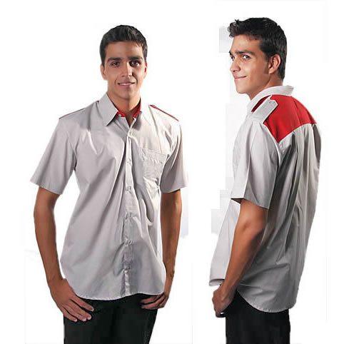 Camisa Social com Detalhes